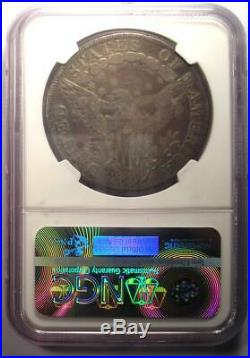 1798 Draped Bust Silver Dollar $1 Coin Certified NGC Genuine VG Details