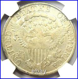 1803 Draped Bust Half Dollar 50C Coin Certified NGC VF Details