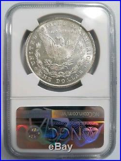 1878 8TF Morgan Silver Dollar NGC MS 63 Vam 22A LIB & Clash Mint Error Hot 50