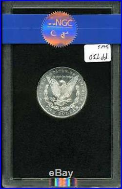 1878-CC $1 Morgan Silver Dollar GSA Hoard MS63 NGC 4761614-005