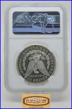 1878-CC Morgan Silver Dollar, NGC MS 61 PL (Proof Like) Carson City -#B16752