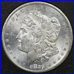 1878-CC VAM-11 Morgan Dollar Silver $1 MS 61 NGC GSA Hoard Box