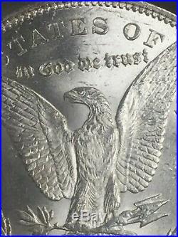 1878-cc Morgan Silver Dollar Ngc Ms 62