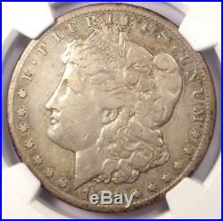 1879-CC Morgan Silver Dollar $1 NGC Fine Details Rare Carson City Coin