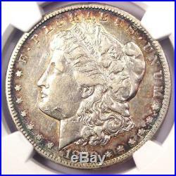 1879-CC Morgan Silver Dollar $1 NGC XF Details (EF) Rare Carson City Coin