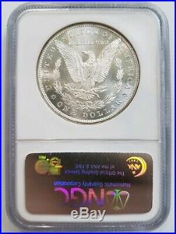 1879 S Silver Morgan Dollar NGC MS 66 Star Nice Mirrors PL Gem Graded Coin