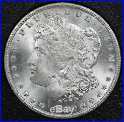 1880-CC Morgan Dollar $1 MS 65 NGC GSA Hoard