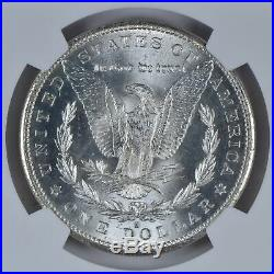 1880-S Morgan Dollar NGC MS66