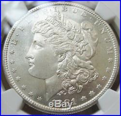1881-S NGC MS 66 Morgan Silver Dollar