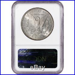 1881-S US Morgan Silver Dollar $1 NGC MS65