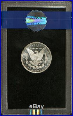 1882-CC MORGAN $1 Silver DOLLAR GSA PROOF-LIKE NGC MS 64+ PLUS! Lot#R691