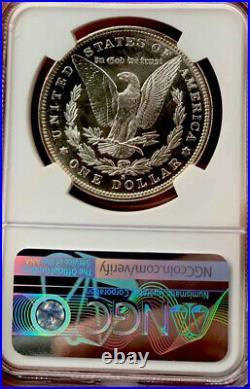 1882-S Morgan Dollar MS65+PLUS & STAR! SUPER RARE GRADE Near Dmpl DPL Pl