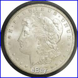 1883 CC $1 Morgan Silver Dollar NGC MS65 GSA Hoard