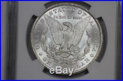 1883 CC Morgan Dollar MS65 NGC US Mint $1 Silver Coin