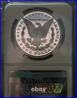 1883 CC Morgan Silver Dollar DMPL Truly UDMVAM-5ALOOKS HIGHER UPGRADE READY