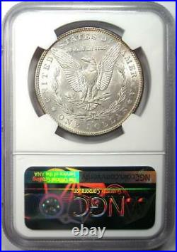 1883-S Morgan Silver Dollar $1 Coin Certified NGC AU55 Near MS / UNC