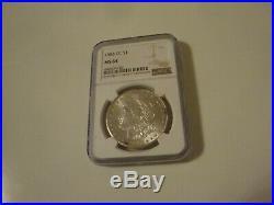 1883cc Morgan Silver Dollar Ms 64 Ngc