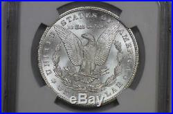 1884 CC Morgan Dollar MS65 NGC US Mint $1 Silver Coin