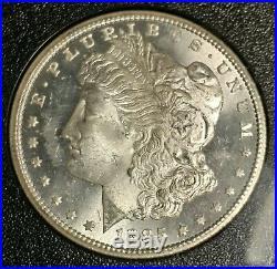 1885 CC GSA Morgan Silver Dollar NGC MS 64 GSA HOARD