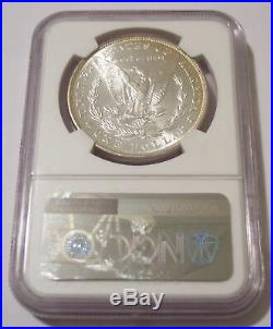 1886 Morgan Silver Dollar UNC MS66+ NGC CAC