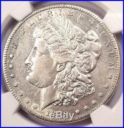 1889-CC Morgan Silver Dollar $1 NGC XF40 (EF40) Looks AU $3,750 Value