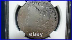 1889 CC Morgan Silver Dollar NGC GOOD KEY CARSON CITY $1 Coin PRICED TO SELL