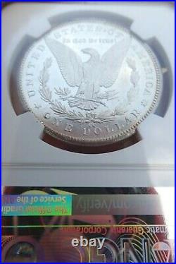 1889 cc NGC AU53 Morgan Dollar