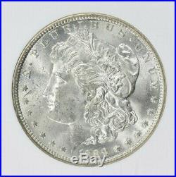 1889-o Morgan Silver Dollar Ngc Ms-63 Gorgeous