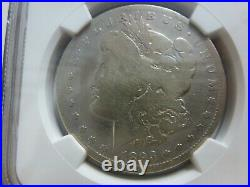 1893-S Morgan Dollar NGC Good Details Cleaned