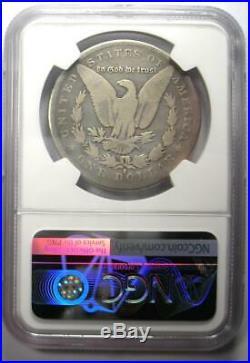 1893-S Morgan Silver Dollar $1 Certified NGC Good Details Rare Key Coin