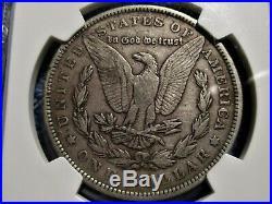 1894-P Morgan Dollar NGC VF 25 Nice KEY DATE