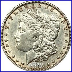 1895-O $1 NGC AU50 Key Date from New Orleans Morgan Silver Dollar