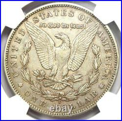 1895-S Morgan Silver Dollar $1 Coin Certified NGC XF40 (EF40) $1,250 Value