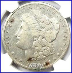 1895-S Morgan Silver Dollar $1 NGC VG Details Rare Certified Coin