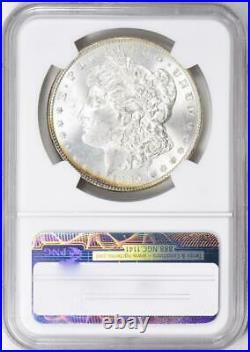 1896 Morgan Silver Dollar NGC MS-64 Star Mint State 64 Star Morgan Dollar