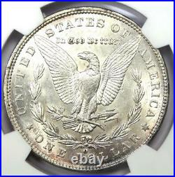 1900-O/CC Morgan Silver Dollar $1 Coin Certified NGC AU58 O/CC Mintmark