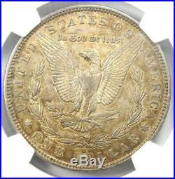 1900-O/CC Morgan Silver Dollar $1 NGC AU53 Rare O/CC Mintmark Variety