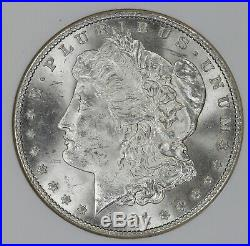1901 O Morgan Silver Dollar $1 Ngc Certified Ms 65 Mint State Uncirculated (053)