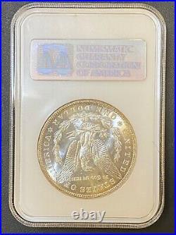 1903-O Morgan Silver Dollar NGC MS-65, Key Date High Grade Coin, Old Fatty Case