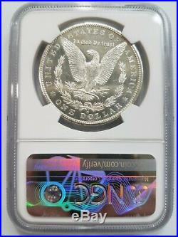 1904 O Silver Morgan Dollar NGC MS 61 DPL Deep Mirrors Proof Like PL DMPL UDM