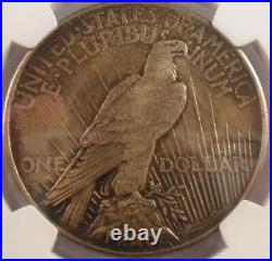 1921 PEACE DOLLAR HIGH RELIEF NGC MS 64 $1 STRUCK With PROOF DIES! ENN COINS