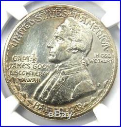 1928 Hawaiian Half Dollar 50C Hawaii Coin Certified NGC AU Details