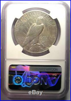 1928 Peace Silver Dollar $1 NGC AU Details Rare 1928-P Key Date Coin