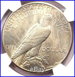 1928 Peace Silver Dollar $1 NGC Uncirculated Details Rare 1928-P MS UNC Coin