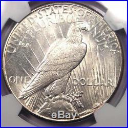 1928 Peace Silver Dollar $1 NGC Uncirculated Rare 1928-P BU MS UNC Coin