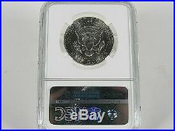 1965,1966,1967 P SMS Kennedy Half Dollars 3-Coin Set NGC Ms 68, Very Nice Coins