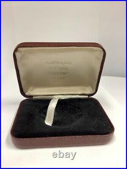 1967 Proof Australian One Dollar Swan Slabbed NGC PF66 Cameo + Original case