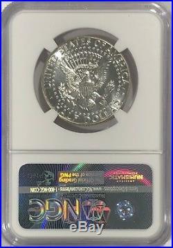 1970 D Ngc Ms64 Pl Silver Kennedy Half Dollar Business Strike Jfk Proof Like
