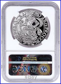 2017 Netherlands Restrike 1 oz Silver NY Lion Dollar NGC PF70 UC FR SKU49059