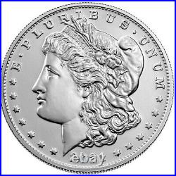 2021 Morgan Dollar CC CARSON CITY Privy MS70 FIRST RELEASES 100th ANNIVERSARY